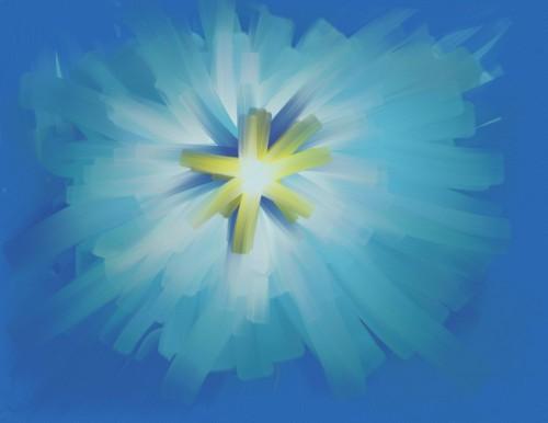BlueExplosion
