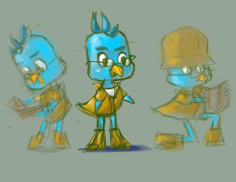 BlueBirdExplorer
