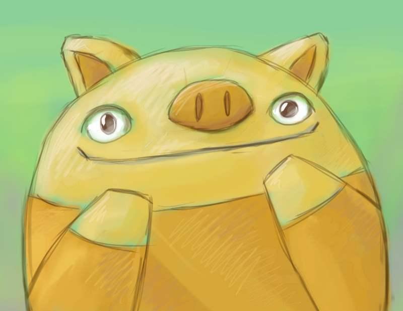 PigSmile